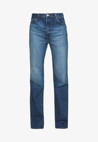 J Brand - RUNWAY HIGH RISE BOOT - Bootcut jeans - blue denim - 3