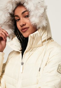 Superdry - Light jacket - off-white - 2