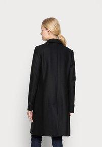 Tommy Hilfiger - CLASSIC COAT - Classic coat - black - 2