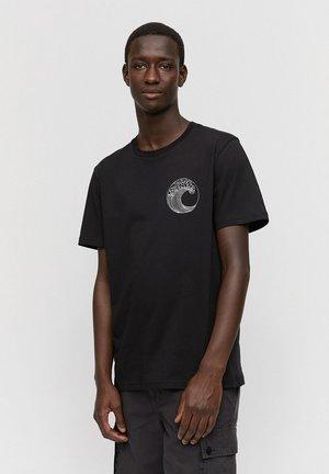 AADO SAVE OUR OCEAN - Print T-shirt - black
