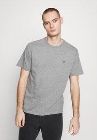 American Eagle - CREW TEE 3 PACK - T-shirt imprimé - multi - 4