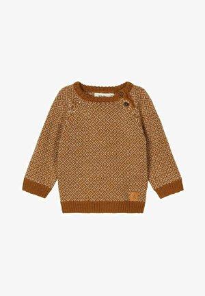 Pullover - breen