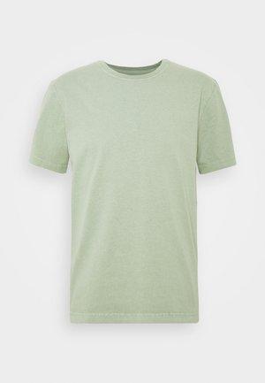 HERITAGE TEE - Basic T-shirt - minty green