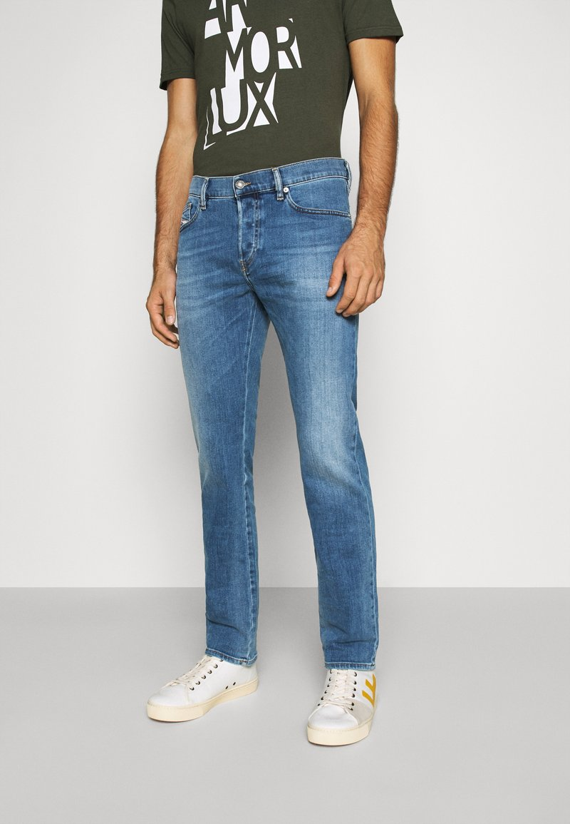 Diesel - D-MIRHTY - Straight leg jeans - 009ek 01
