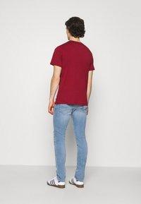Diesel - D-LUSTER - Slim fit jeans - light blue - 2