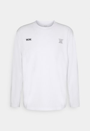 ANAKIN LONG SLEEVE - Long sleeved top - bright white