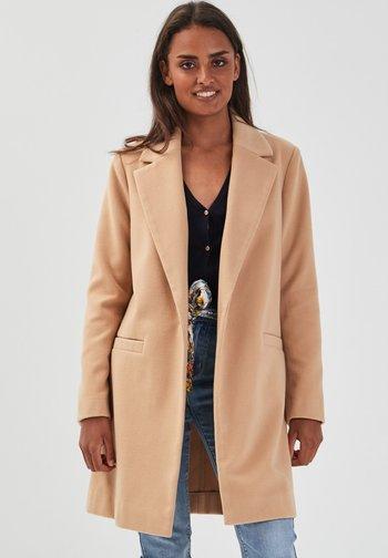 Klasyczny płaszcz - sable