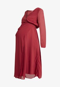 Glamorous Bloom - DRESSES - Robe d'été - red - 5