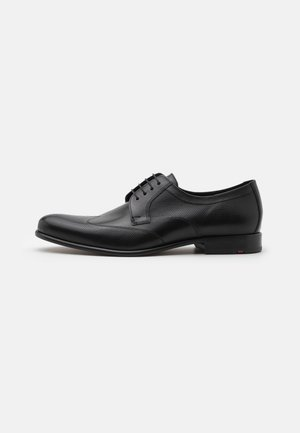 SALVINO - Lace-ups - black