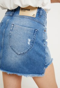One Teaspoon - HOLLYWOOD MID RISE RELAXED MINI SKIRT - A-linjainen hame - hollywood - 6