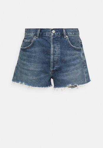 KAIA - Denim shorts - veda