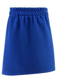 Evika Kids - WITH CAT - Wrap skirt - blue - 1
