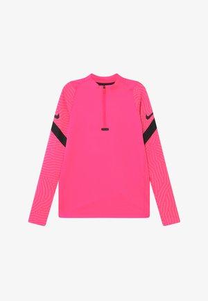 DRY STRIKE - T-shirt sportiva - hyper pink/black