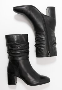 Tamaris - Classic ankle boots - black - 3