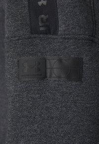 Under Armour - Hættetrøjer - dark grey melange - 5