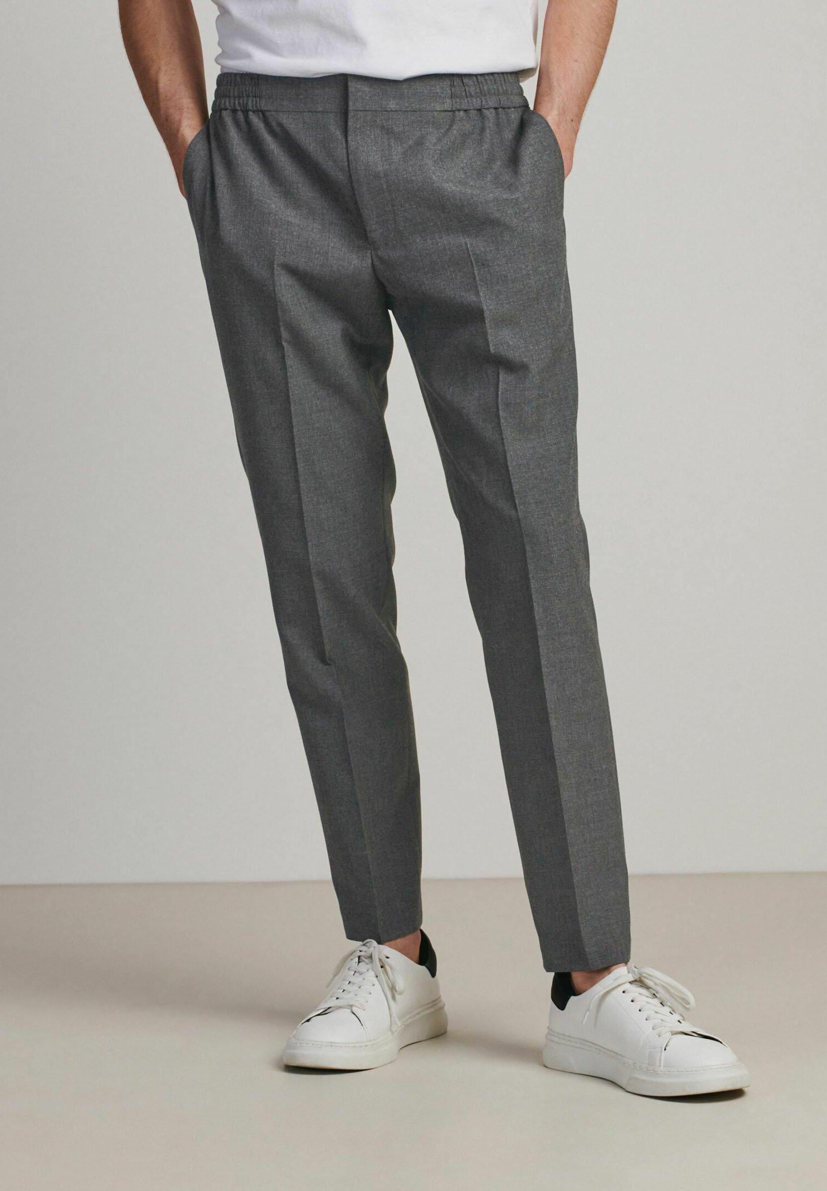 Uomo WITH ELASTICATED WAIST - Pantaloni