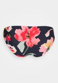 Seafolly - SUMMER MEMOIRS HIPSTER - Bikini bottoms - indigo - 7