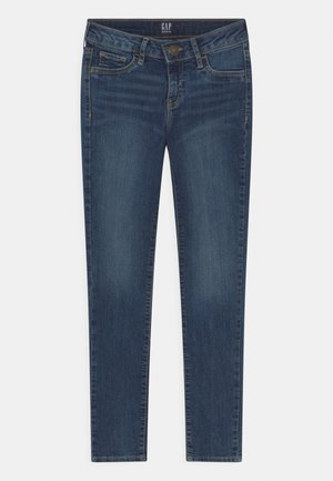 GIRL NEW - Jeans Skinny Fit - medium indigo