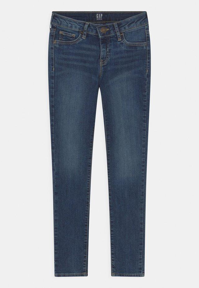 GIRL NEW - Jeans Skinny Fit - medium indigo