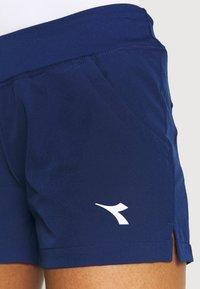 Diadora - SHORT COURT - Pantalón corto de deporte - saltire navy - 4