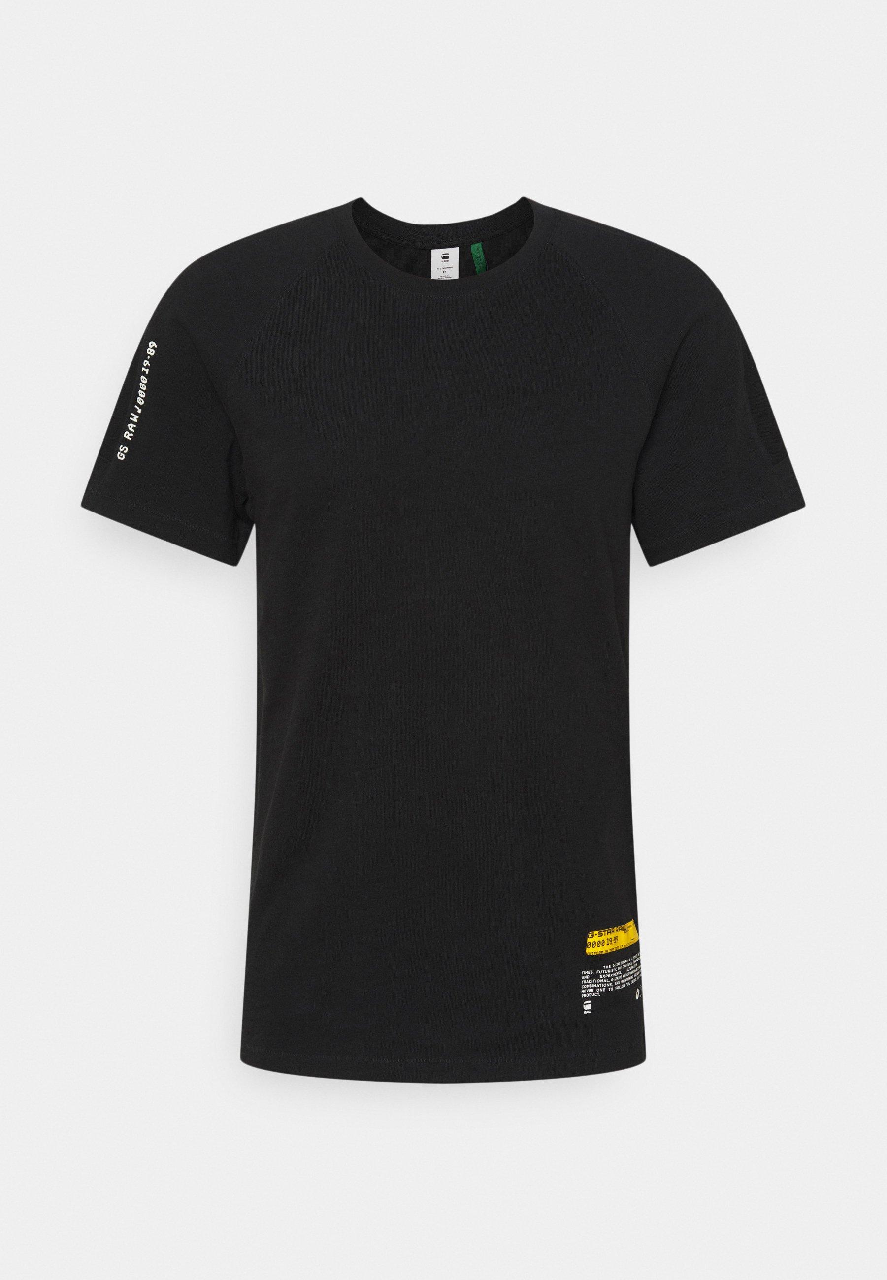 Men PAZKOR MULTI GRAPHIC - Print T-shirt