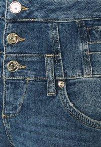 Liu Jo Jeans - RAMPY - Jeans slim fit - denim blue dazed wash - 5