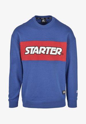 Sweatshirt - ultra marine
