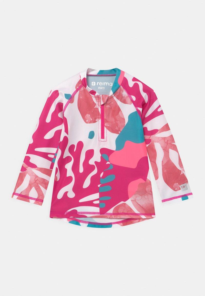 Reima - TUVALU UNISEX - Vesta do vody - fuchsia pink