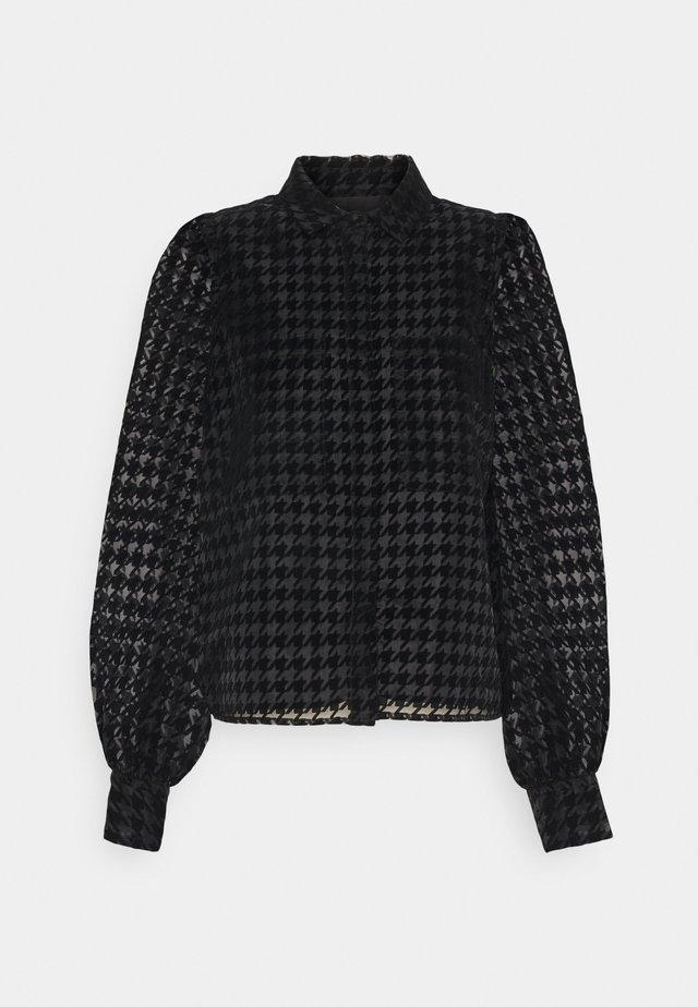 YASHUMA  - Camisa - black