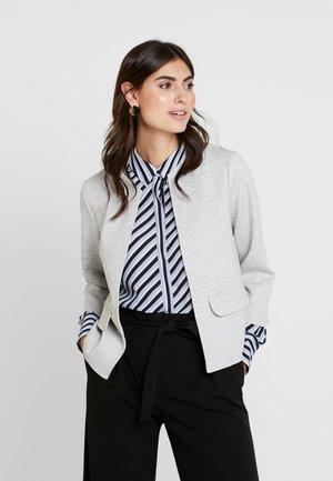 JELINA - Summer jacket - iron grey melange