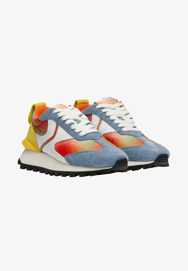 OWARK - Trainers - light blue multicolor