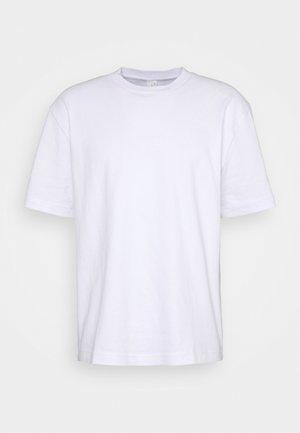 UNI - Basic T-shirt - white light