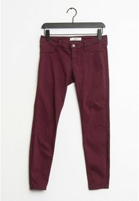 Hollister Co. - Slim fit jeans - red - 0