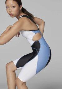 adidas by Stella McCartney - Swimsuit - blue - 2