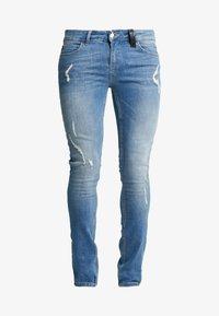 Religion - HERO - Jeans Skinny - ripper blue - 3