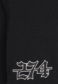 274 - APPLIQUE - Shorts - black - 2