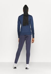 Columbia - LOGO™ FRENCH TERRY JOGGER - Tracksuit bottoms - nocturnal - 2