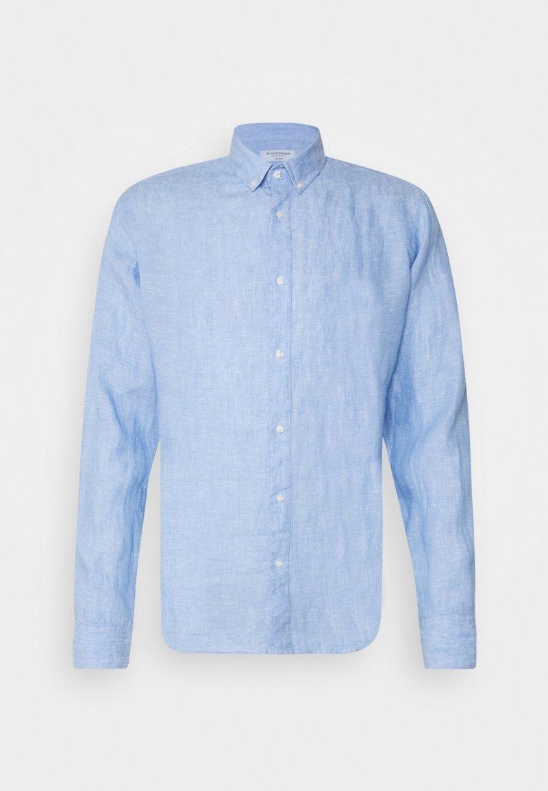 Bruun & Stengade - KOCHI SLIM FIT - Skjorta - light blue