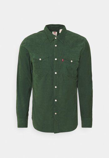BARSTOW WESTERN STANDARD - Camicia - pineneedle