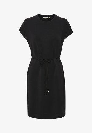 UNITAIW - Sukienka z dżerseju - black