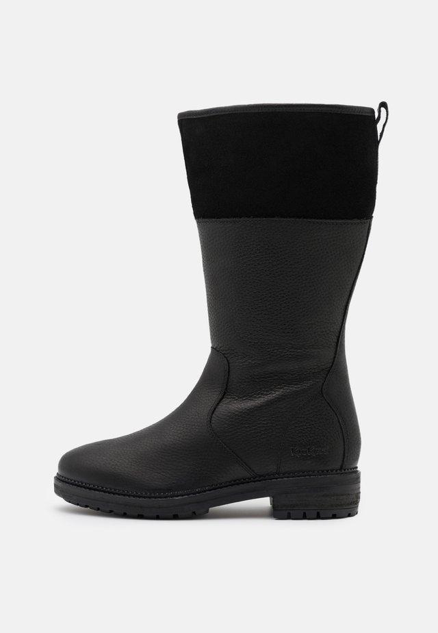 WATHIGH - Stivali da neve  - black