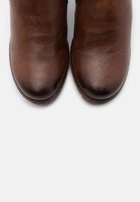 Rieker - Ankle boots - brandy - 5