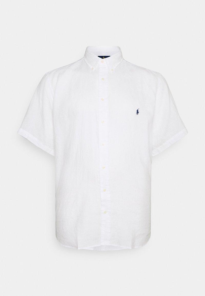 Polo Ralph Lauren Big & Tall - PIECE DYE - Shirt - white