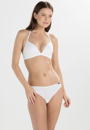 DAMEN STRING 2ER PACK - Thong - weiß
