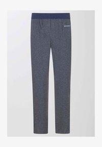 Pyjama bottoms - smoke melange