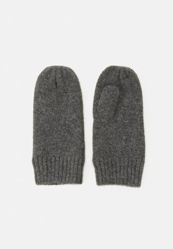 Rękawiczki z jednym palcem - grey