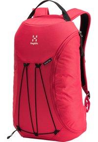 Haglöfs - Hiking rucksack - scarlet red - 3