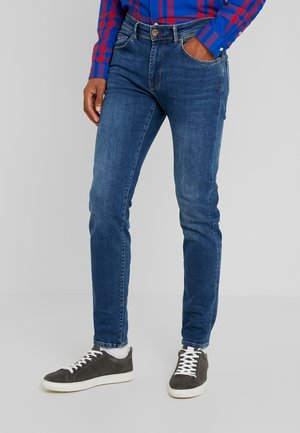 SEAHAM CLASSIC - Slim fit jeans - medium blue