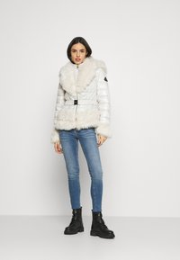 River Island - Winter jacket - cream - 1