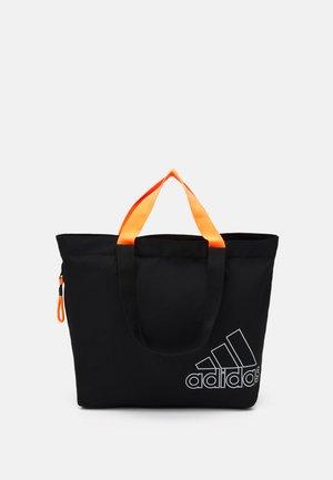 TOTE - Sportovní taška - black/white